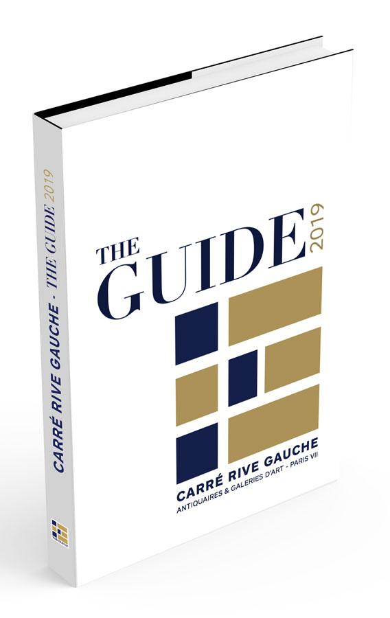 CARRÉ RIVE GAUCHE GUIDE 2019