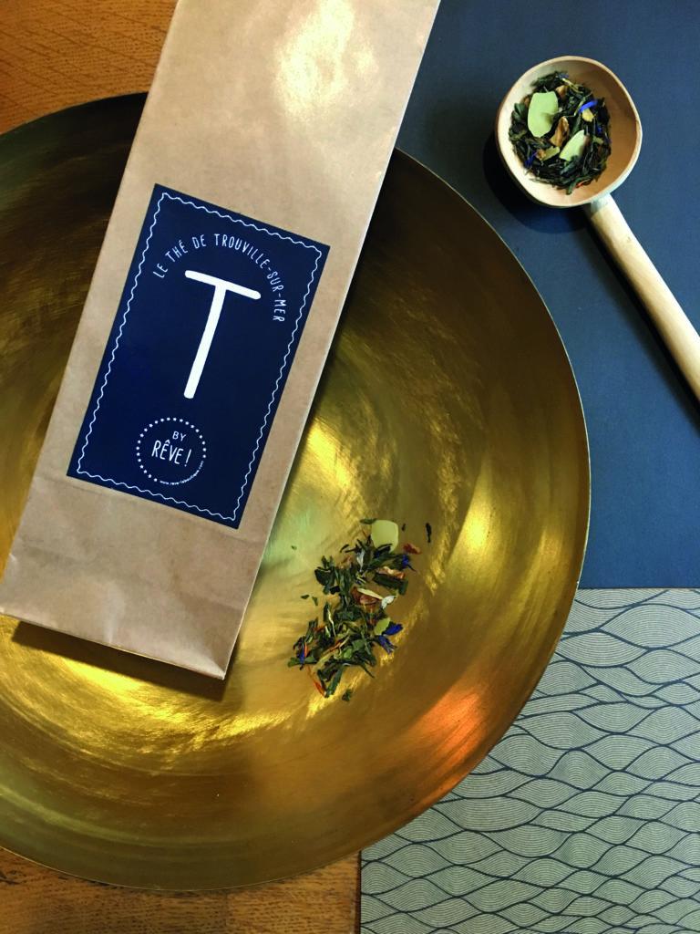Le thé de Trouville